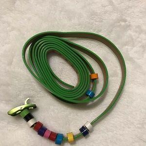 Swatch bracelet green